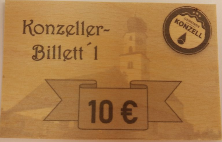 Billettl Holz